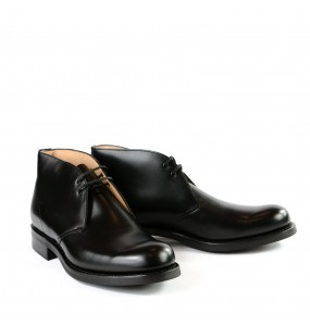 mod Jesmond II R, ankle boot, black calf, dainite sole
